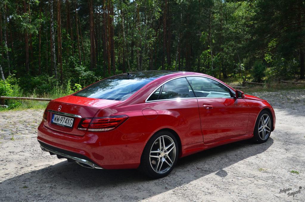 Mercedes-Benz E 250 Coupe / E 400 Kabriolet, blog o samochodach, blog motoryzacyjny, strona o autach, auta, samochody, podróże motoryzacyjne, ciekawy blog