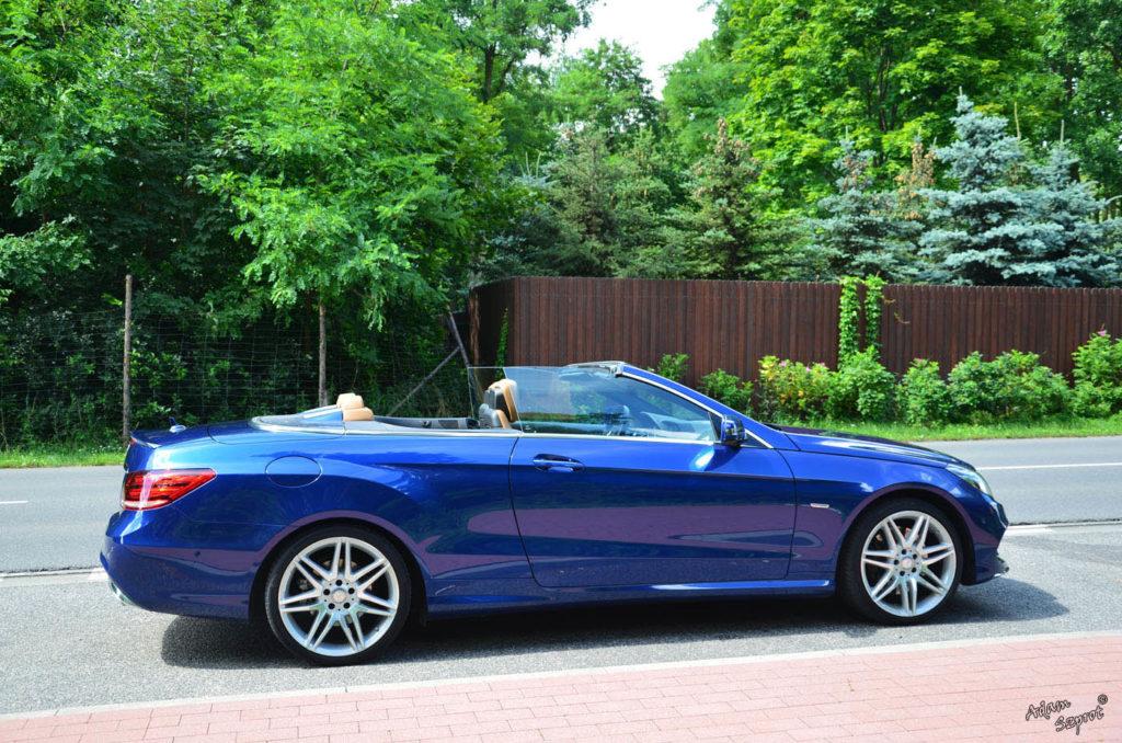 Test dwóch Merców: Mercedes-Benz E 250 Coupe / E 400 Kabriolet, blog o samochodach, blog motoryzacyjny, strona o autach, auta, samochody, podróże motoryzacyjne, ciekawy blog motoryzacyjny