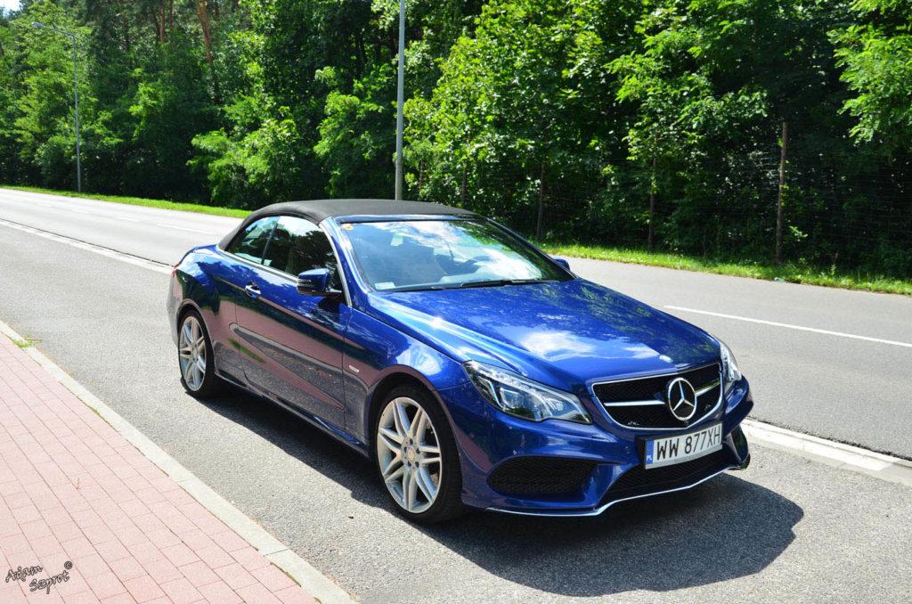 Test dwóch Merców: Mercedes-Benz E 250 Coupe / E 400 Kabriolet, blog o samochodach, blog motoryzacyjny, strona o autach, auta, samochody, podróże motoryzacyjne, ciekawy blog