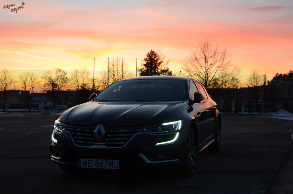 Renault Talisman - test następcy Laguny, blog motoryzacyjny, testy samochodów