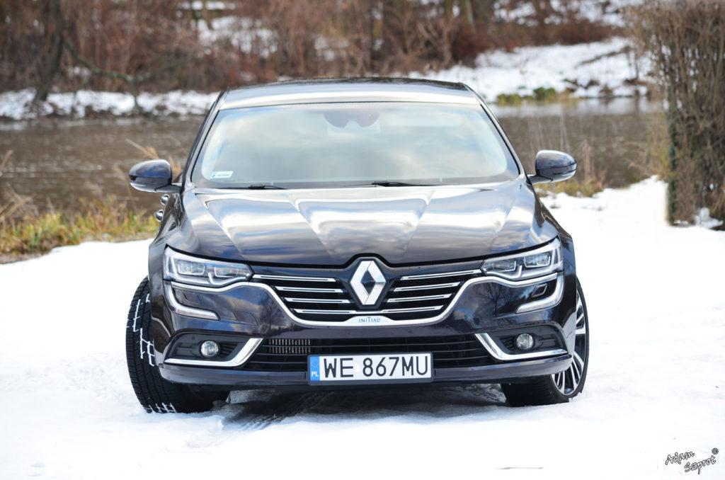 Renault Talisman Initiale Paris TCe 200 EDC, blog motoryzacyjny, strona o samochodach, testy samochodów
