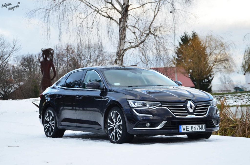 Test Renault Talisman - nowego dużego konkurenta, blog motoryzacyjny