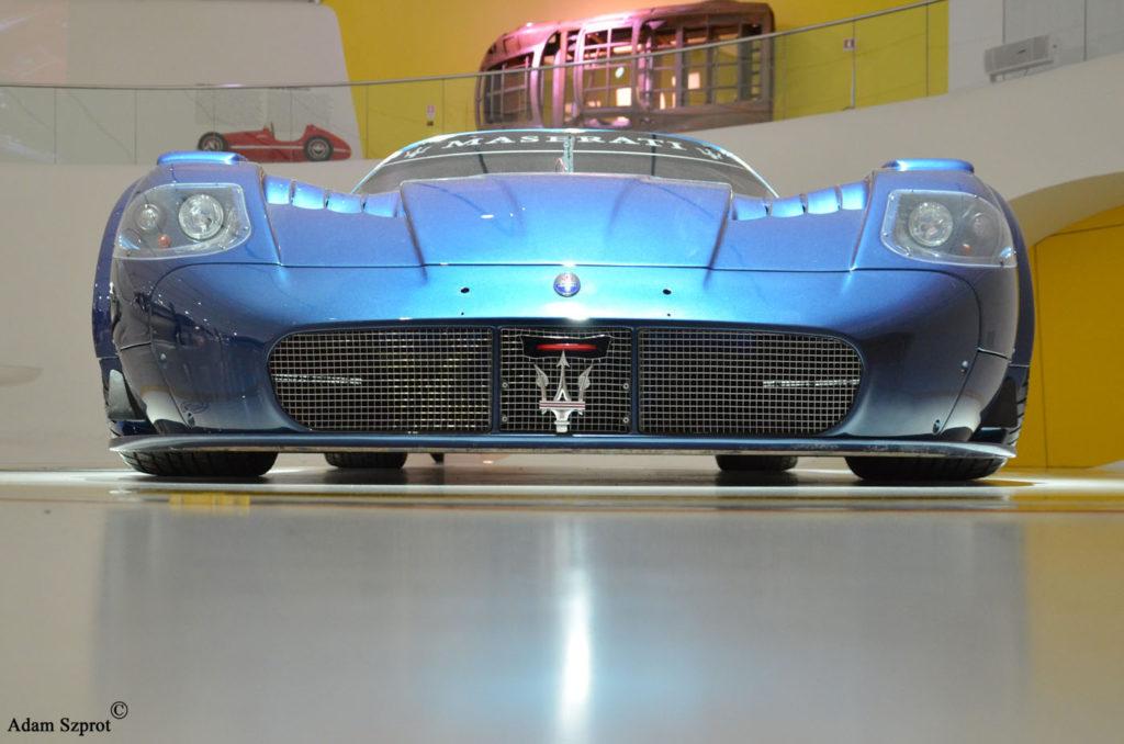 Maserati MC12 Versione Corse - blog / strona motoryzacyjna
