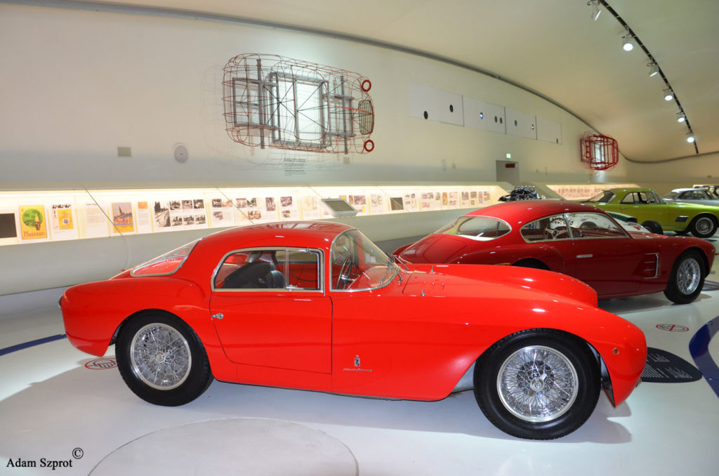 Maserati A6GCS/53 Berlinetta Pinin Farina - blog / strona motoryzacyjna