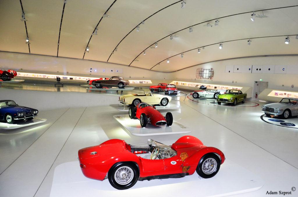 Wystawa samochodów Maserati na 100-lecie marki - blog / strona motoryzacyjna