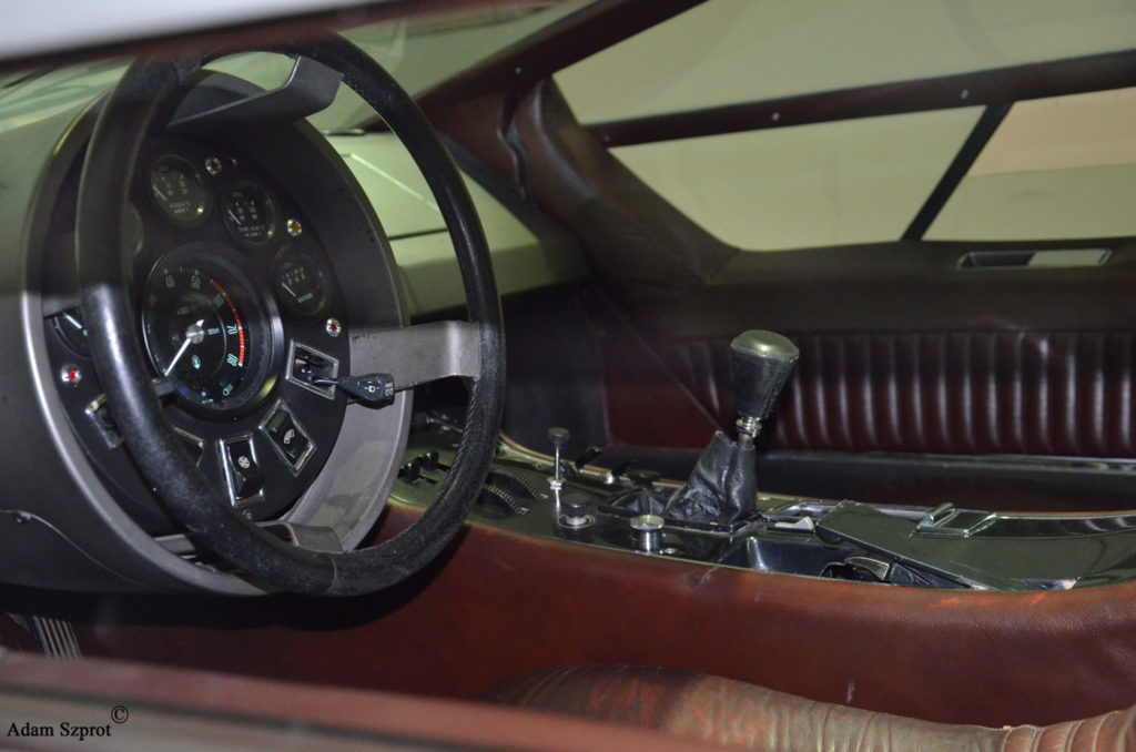 Maserati Boomerang Italidesign - blog / strona motoryzacyjn