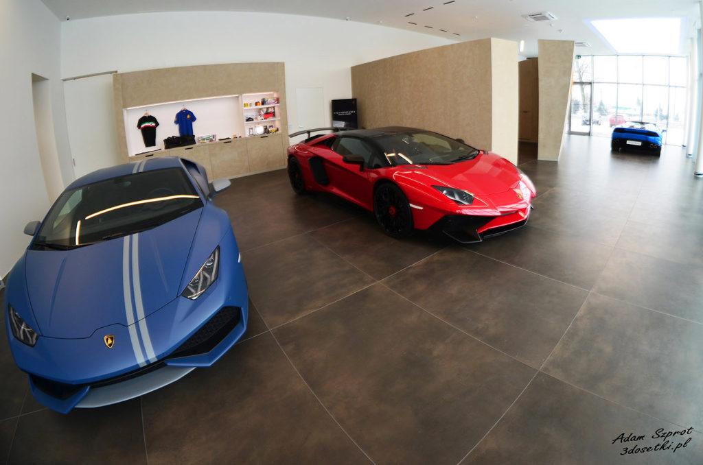 Nowy Salon Lamborghini w Warszawie - strona motoryzacyjny, strona Lamborghini, testy samochodów, podróże motoryzacyjne, blog motoryzacyjny, auta, samochody, opieys, testy