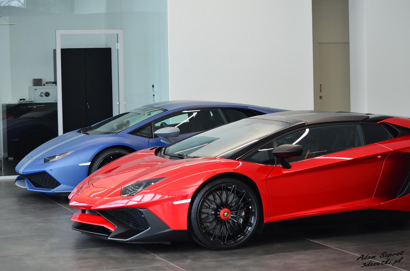 Z Wizytą W Lamborghini Warszawa 3dosetki Pl
