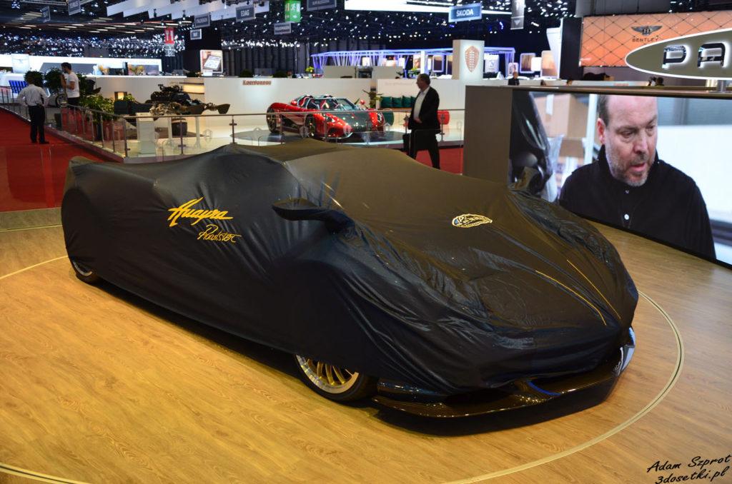 Genewa Motor Show 2017 - premiery targów motoryzacyjnych, blog motoryzacyjny portal o samochodach
