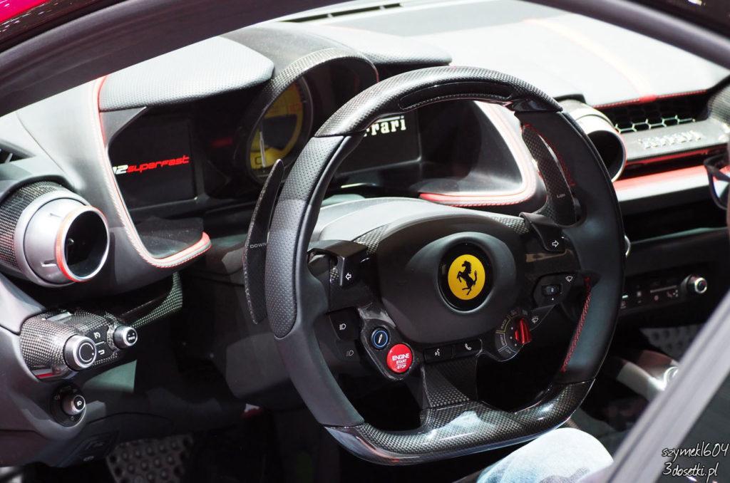 Targi w Genewie - Ferrari 812 Superfast