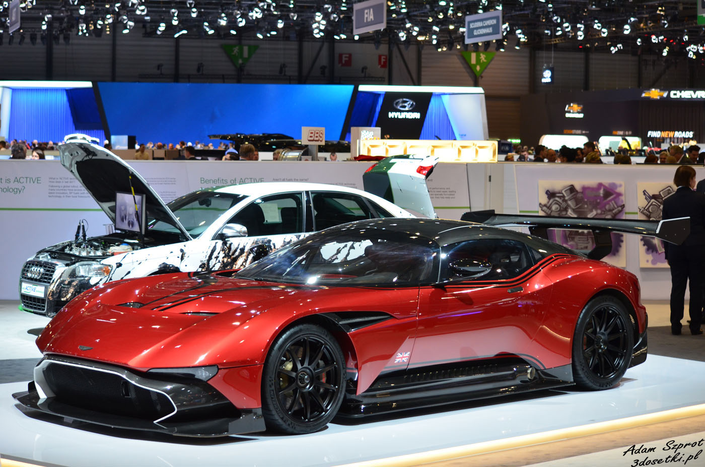 Geneva motor show 2017 relacja - Geneva motor show ...