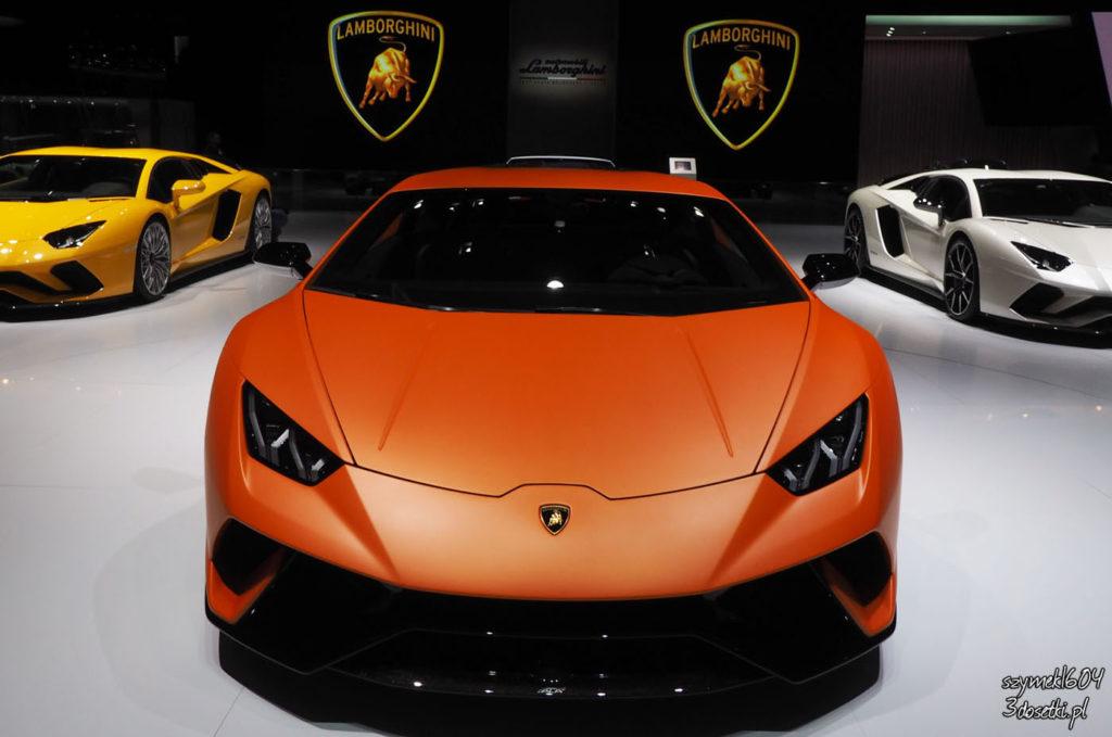 Lamborghini Huracan Performante - premiera na Geneva Motor Show, blog motoryzacyjny, premiery motoryzacyjne, witryna o samochodach