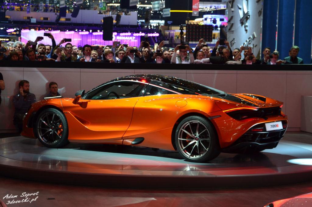 Jak wygląda McLaren 720S