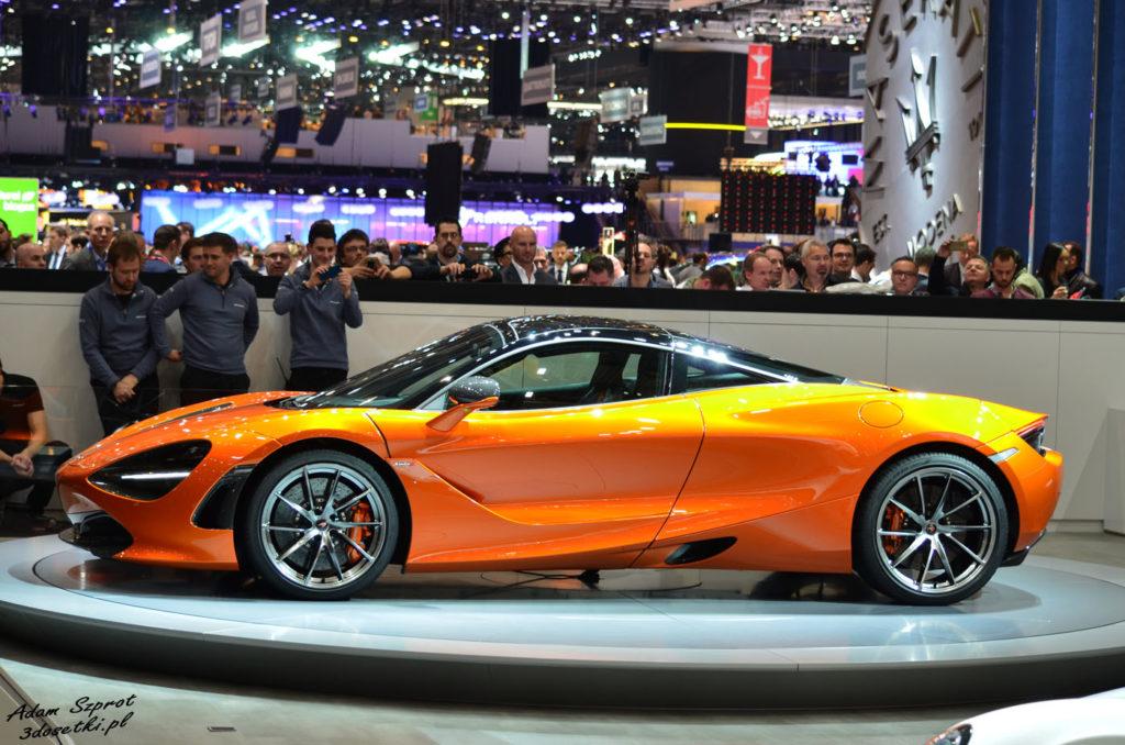 Premiera McLarena 720S na Geneva Motor Show 2017 - blog motoryzacyjny, premiery motoryzacyjne