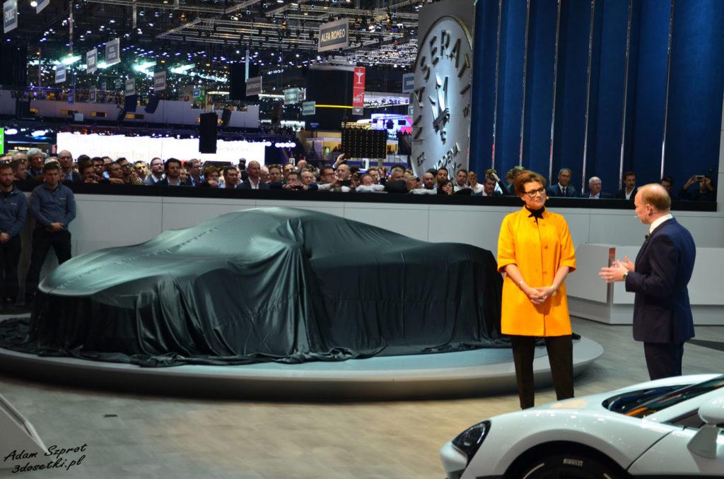 Premiera McLarena 720S na Geneva Motor Show 2017, blog motoryzacyjny, serwis o samochodach,, premiery targi