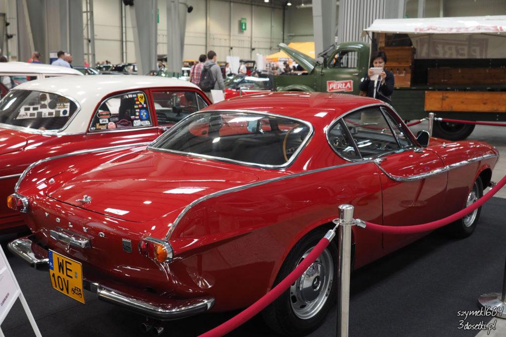 Auto Nostalgia 2017 - Volvo, strona motoryzacyjna, supersamochody, blog motoryzacyjny