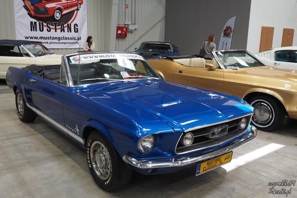Auto Nostalgia 2017 - Ford, blog motoryzacyjny