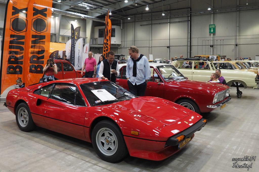 Auto Nostalgia 2017 - Ferrari, blog o motoryzacji