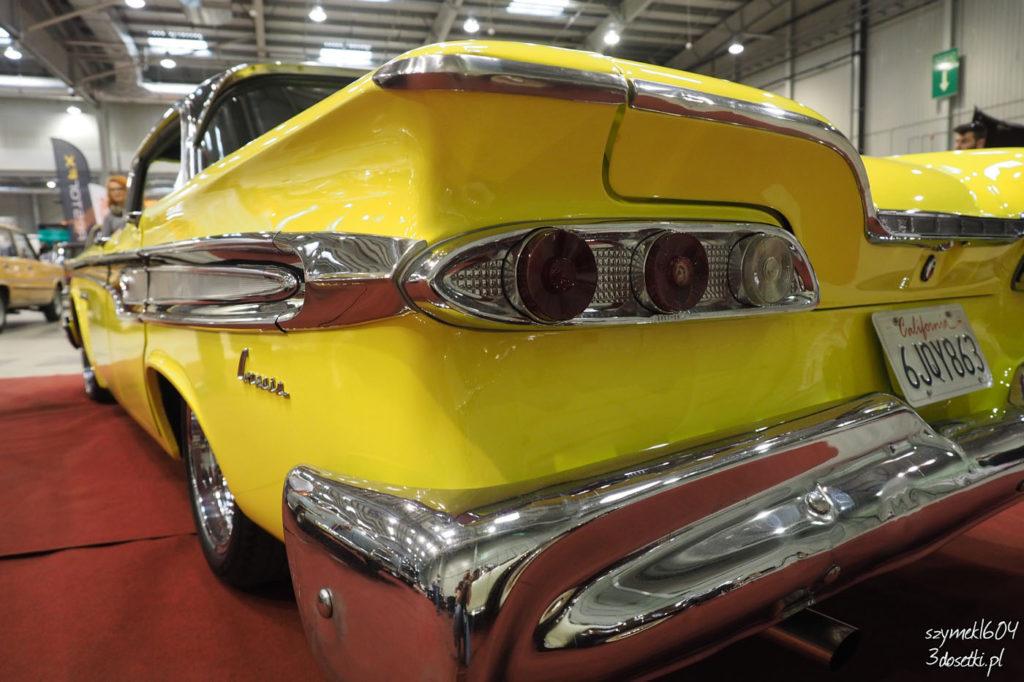 Auto Nostalgia 2017 - Cadillac, blog motoryzacyjny