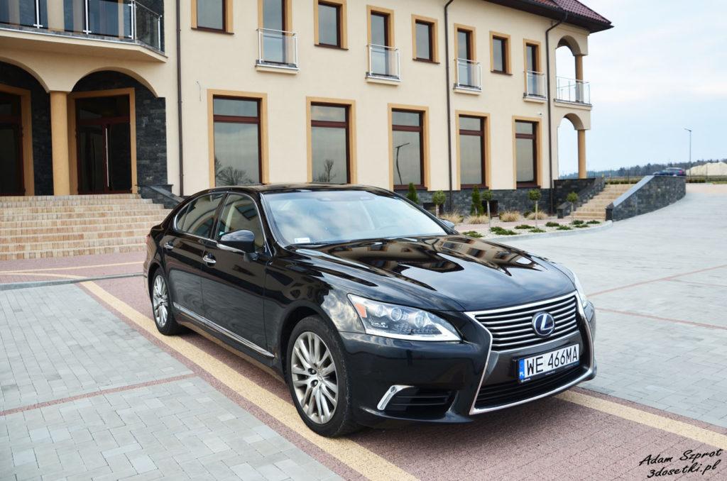 Lexus LS 600h L Superior – test