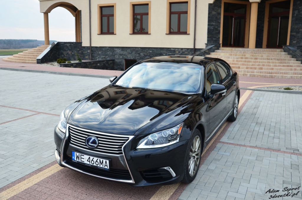 Lexus LS600h L Superior – test samochodu, blog o motoryzacji