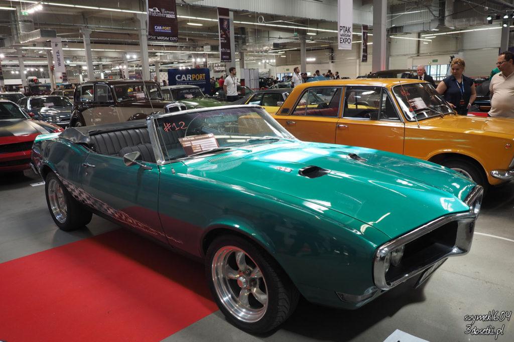 Oldtimer Warsaw Show 2017 - blog motoryzacyjny, samochody, testy aut