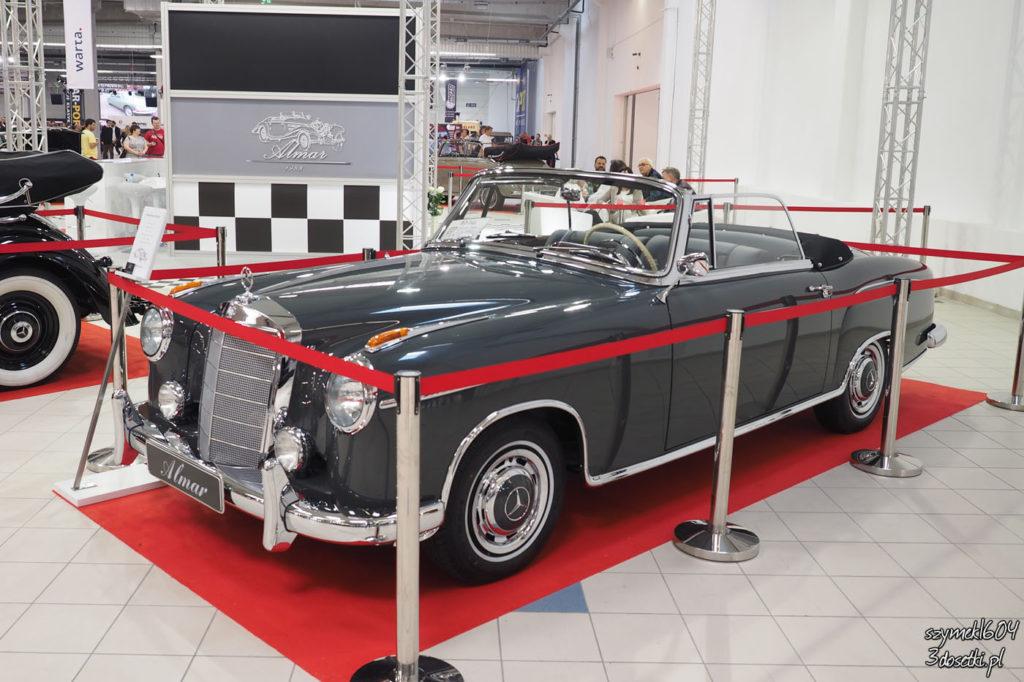 Oldtimer Warsaw Show 2017 - samochody klasyczne na 3dosetki.pl