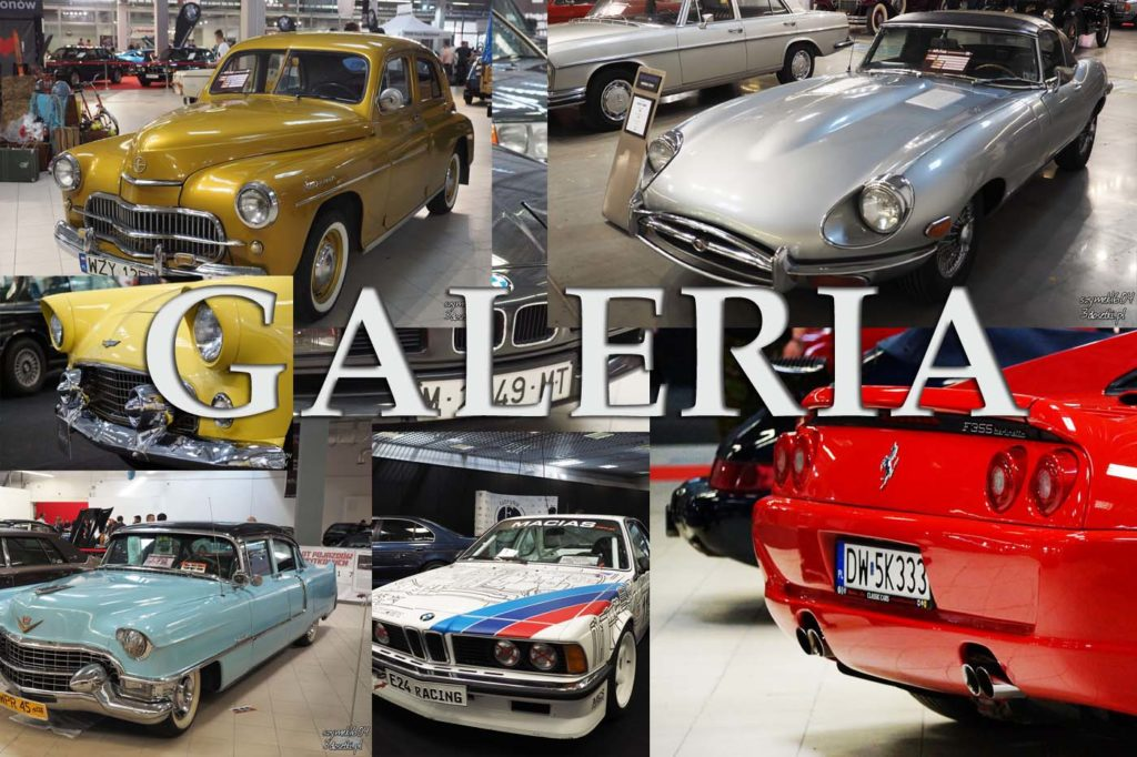 Oldtimer Warsaw Show - galeria