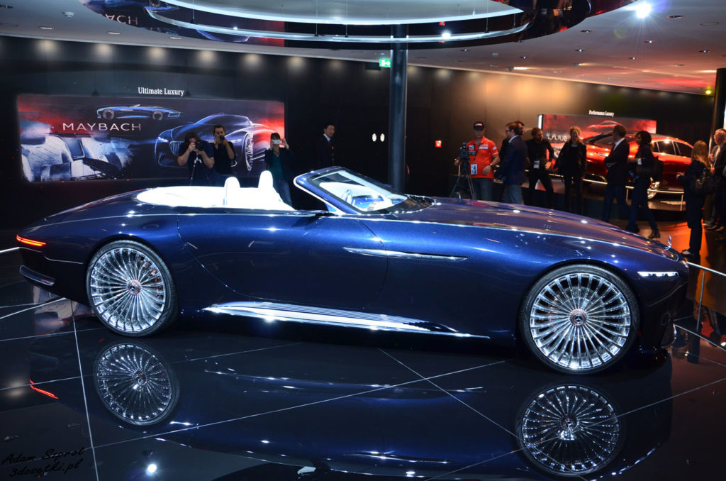Frankfurt Motor Show 2017 - relacja