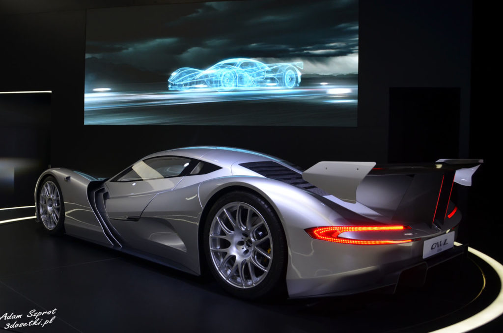 Frankfurt Motor Show 2017 - relacja portal o samochodach