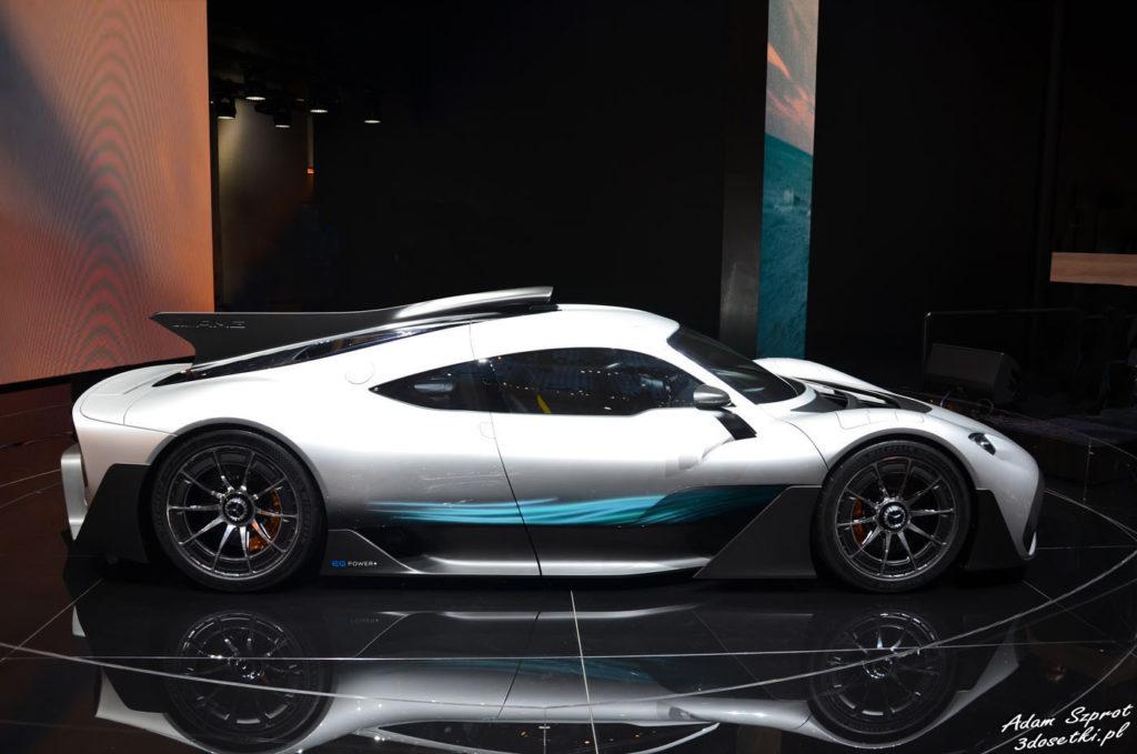 Mercedes-AMG Project ONE - premiera, portal o autach, blog motoryzacyjny