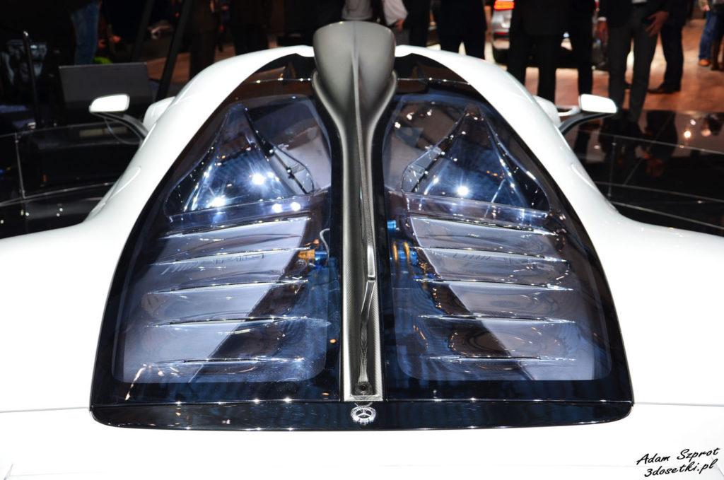 Mercedes-AMG Project ONE - premiera, silnik