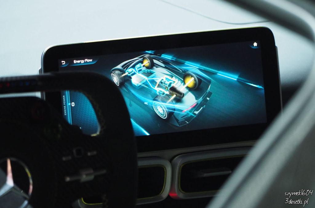 Mercedes-AMG Project ONE - premiera, blog motoryzacyjny, portal motoryzacyjny