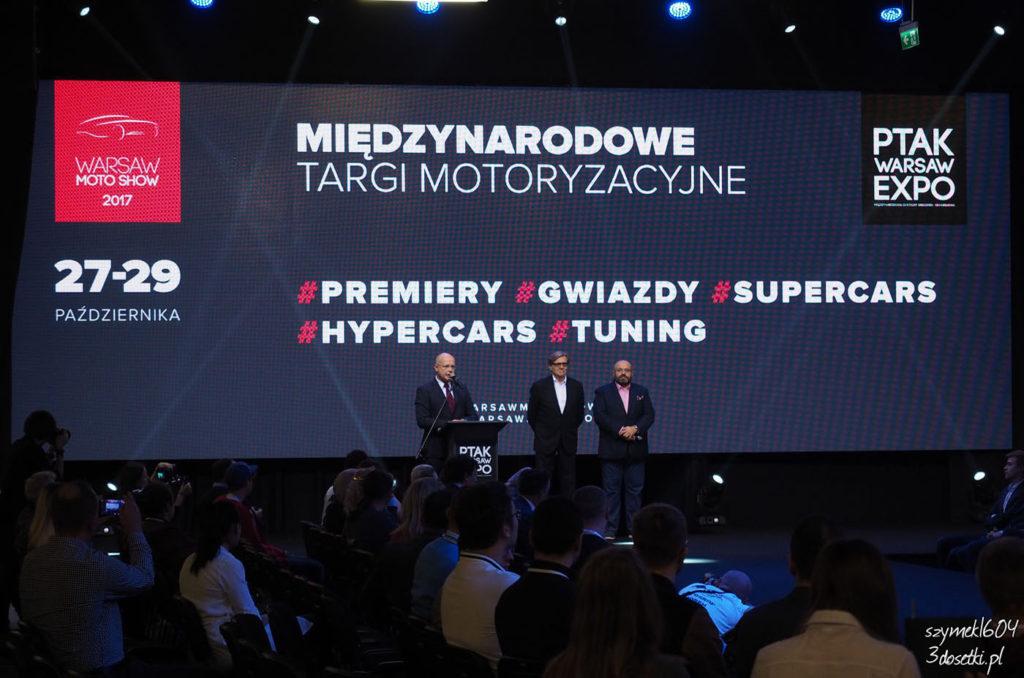 Warsaw Moto Show 2017 - relacja na blogu motoryzacyjnym i portalu o samochodach 3dosetki,pl
