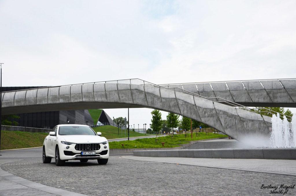 Dzień z Maserati - Maserati Levante S , portal o samochodach
