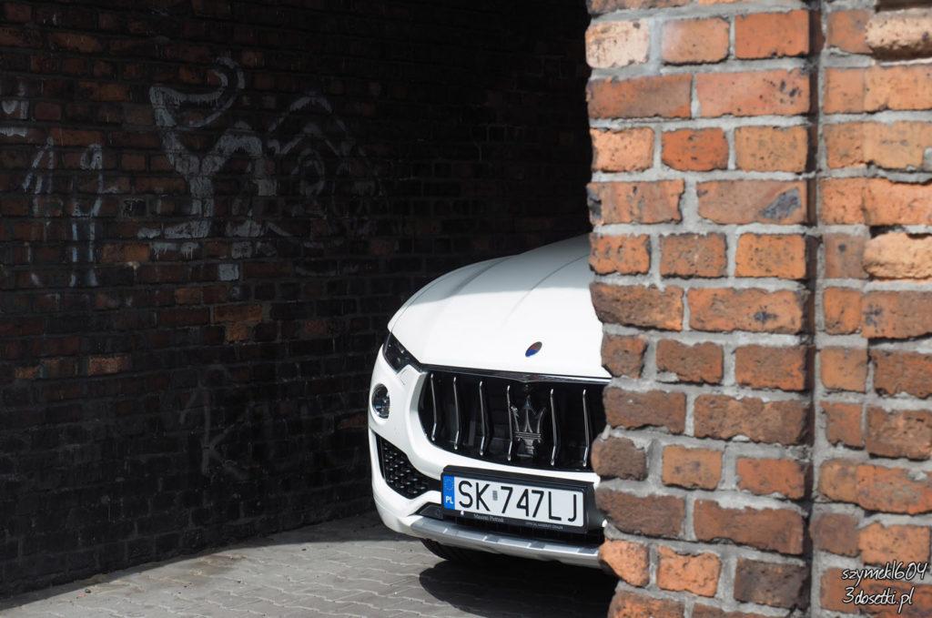 Dzień z Maserati - Maserati Levante S - blog motoryzacyjny