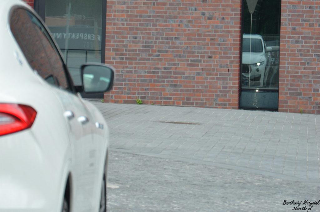 Test samochodu Maserati Levante S