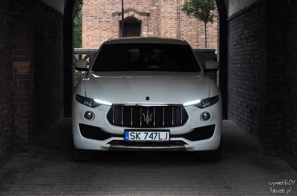 Test Maserati Levante S - blog motoryzacyjny