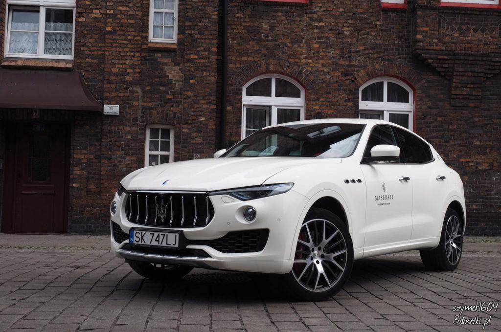 Test samochodu - Maserati Levante S