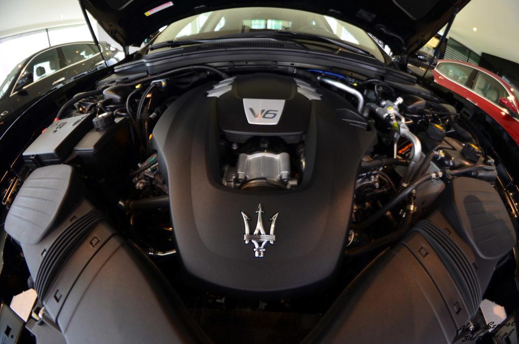 Salon Maserati Pietrzak