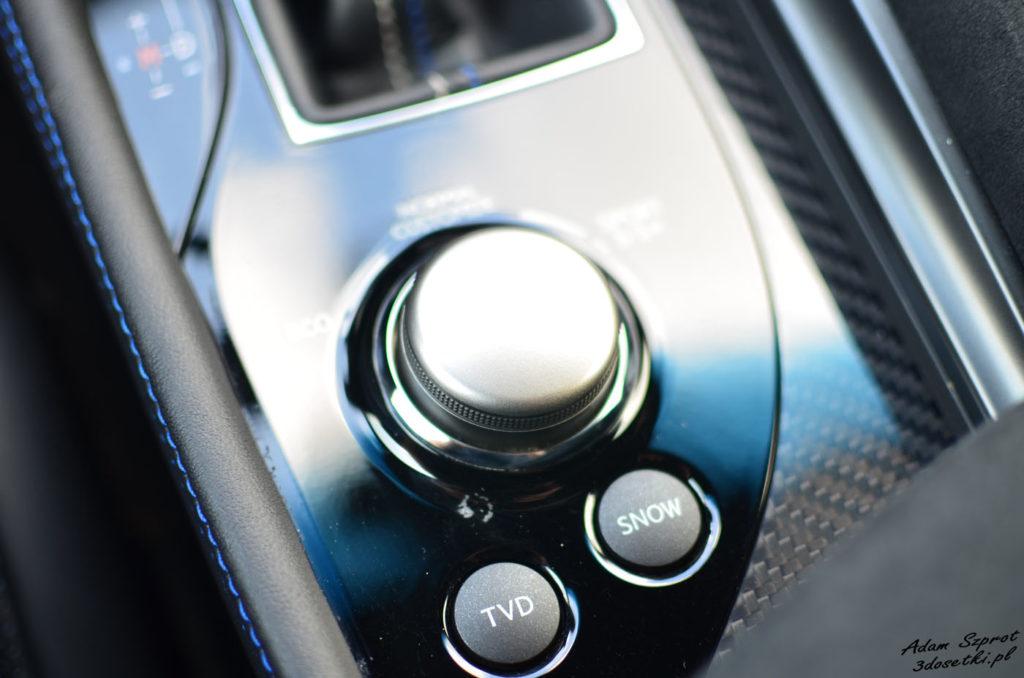 Lexus GS F - test
