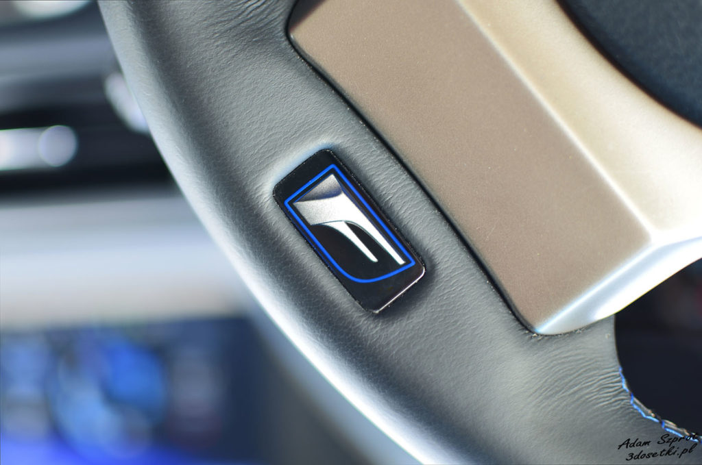 Szczegóły Lexusa GS F