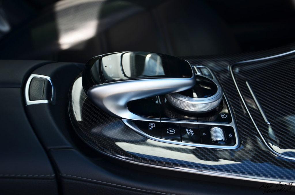 Test samochodu Mercedes-AMG E63 S - piękno wnętrza