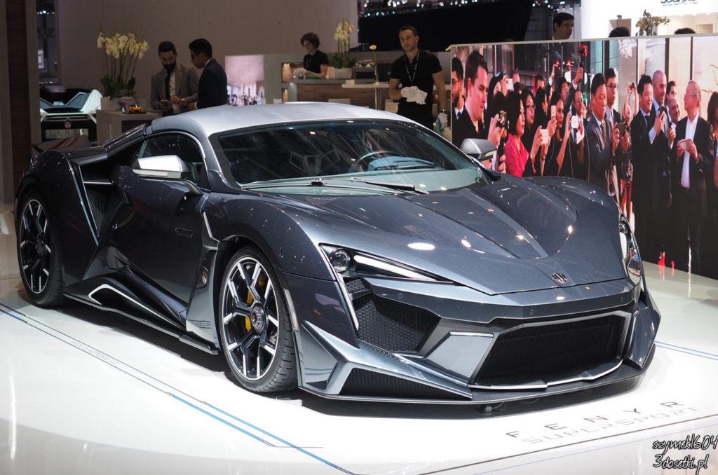 Fenyr Supersport na Genewa Motor Show 2018