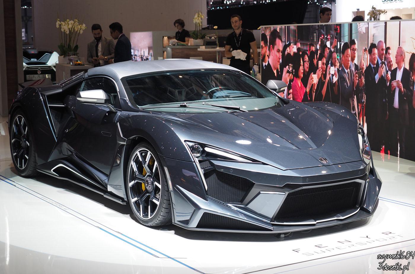 Geneva motor show 2018 relacja - Geneva car show ...