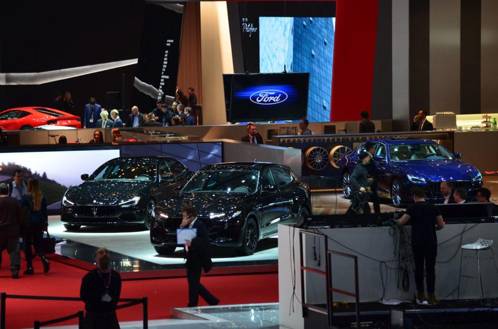 Maserati na Genewa Motor Show 2018