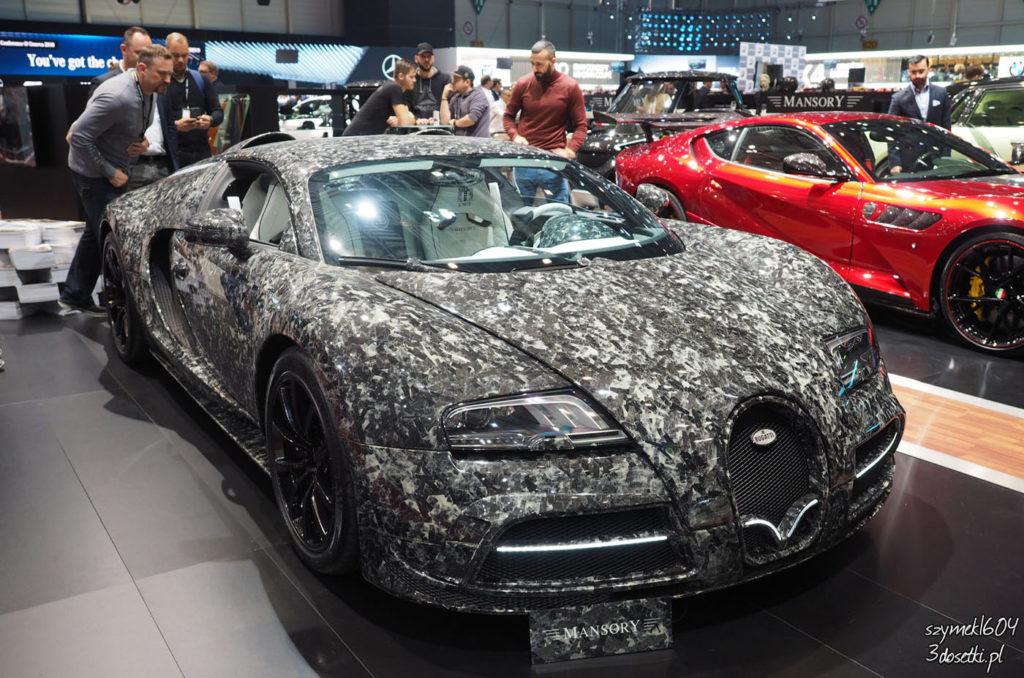 Monsory na Geneva Motor Show 2018