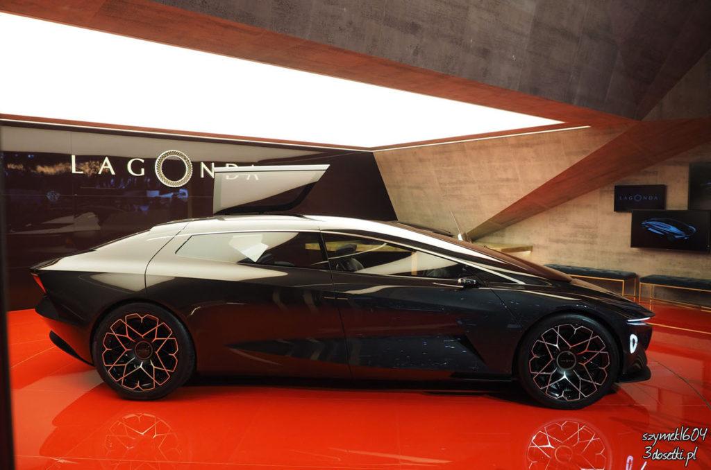 Lagonda na Geneva Motor Show 2018