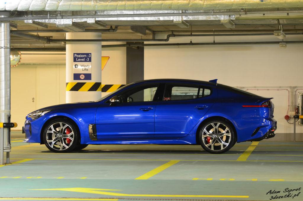 Koreańczycy pokazali, że potrafią wybudować samochód klasy Premium - strona motoryzacyjna