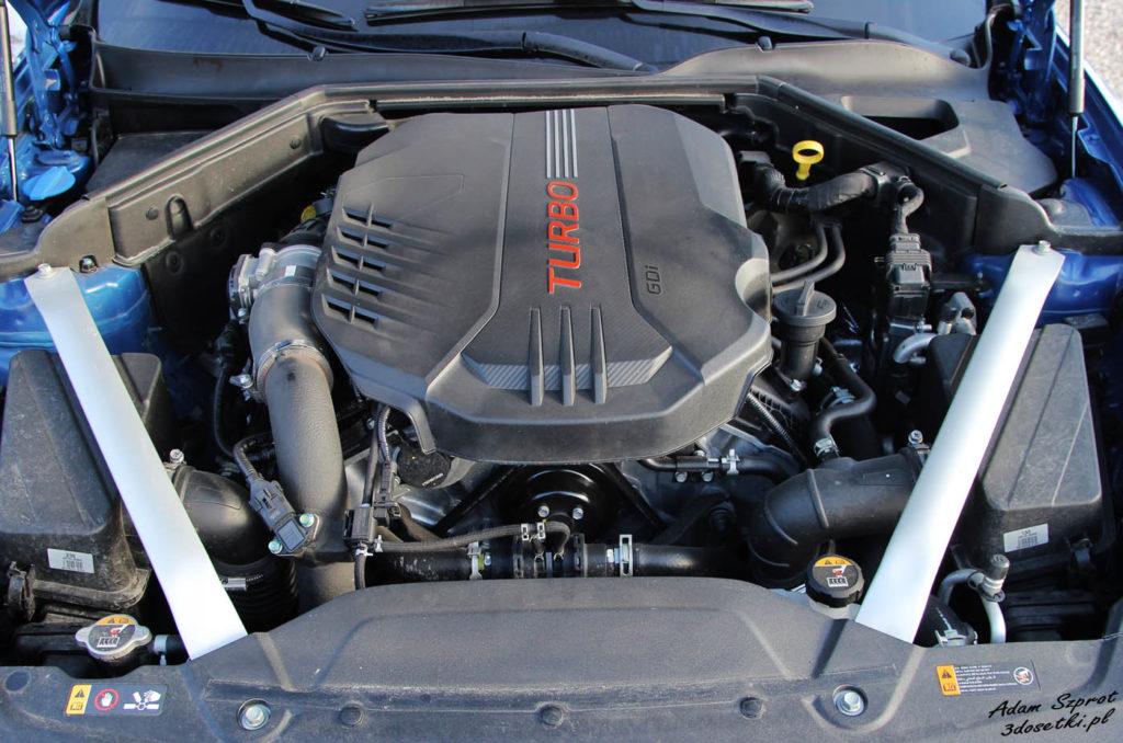 Silnik 3.3 T-GDI V6 AWD